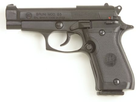 Replica Beretta Blank Firing M85 Semi-Auto 8MM (Made by Bruni)
