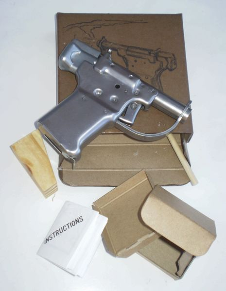 WWII FP-45 Liberator Pistol Reproduction (Standard Model / Model 3) PRE-ORDER EXPECTED ON 5/25/20