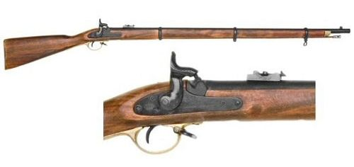 1853 Enfield Three-Band Percussion Rifle