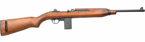 1941 WWII U.S. Cal. 30 M1 Carbine with Sling or without Sling. Exhibit Grade Replica.