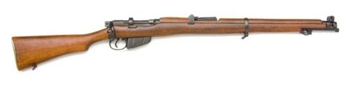 British Lee-Enfield British Rifle , Non-Firing Gun