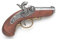 Civil War Philadelphia Derringer