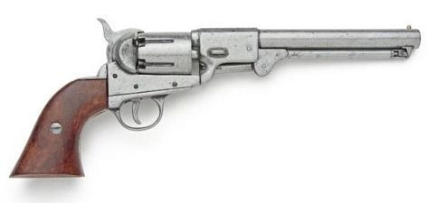 Civil War Replica Griswold & Gunnison Confederate Antique Grey Finish