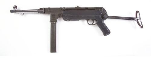 Famous German WWII Submachine Gun