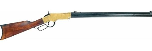 Famous Henry Lever Action Rifle Replica