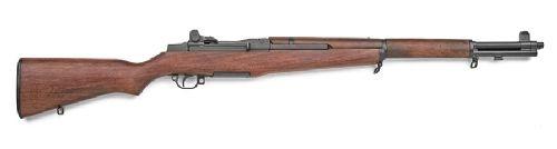 Famous U.S. WWII Infantry M1 Garand, Non-Firing Gun