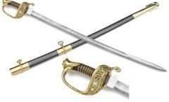 U.S. M1850 Staff & ​Field Officer's Sword
