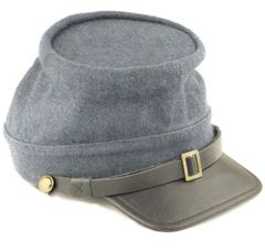 Civil War Confederate Enlisted Man Kepi