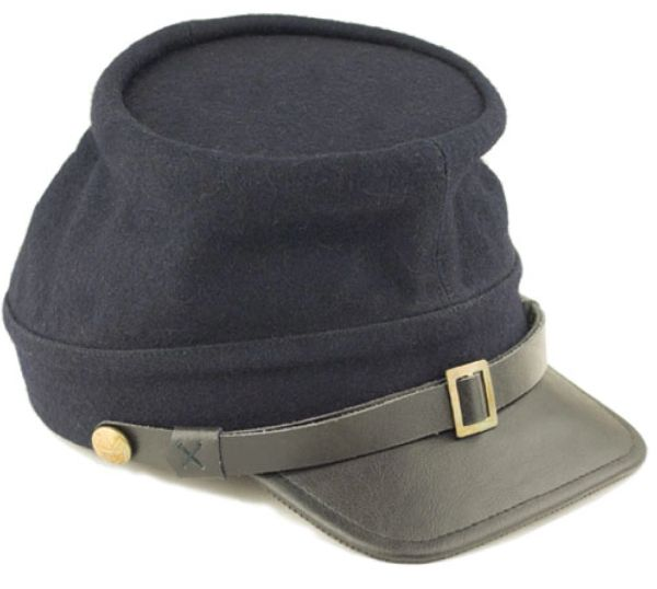 Civil War Union Enlisted Kepi