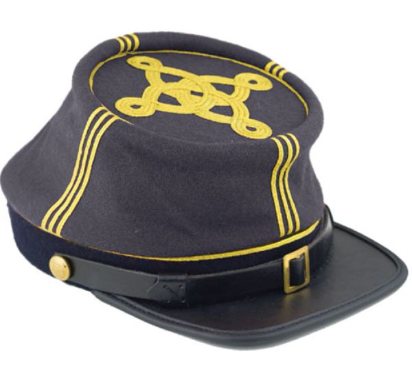 Civil War Union Officer's Kepi