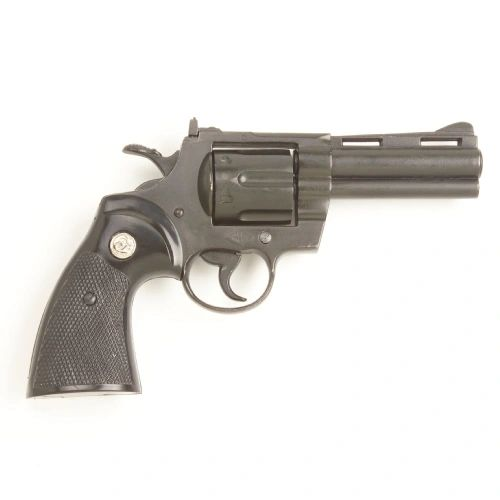 ".357 Magnum 4"" Barrel Revolver Pistol Non-Firing Replica"