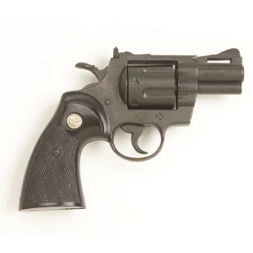 """.357 Magnum 2.5"""" Barrel Revolver Pistol Non-Firing Gun"""
