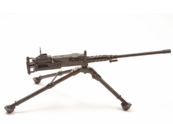 """Denix WWII Ma Deuce .50 caliber Miniature Machine Gun 15.5"""" Long Replica"""