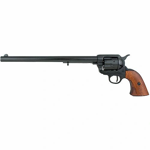 "1873 Single Action Buntline Special 17.5"" Revolver Gun - Black"