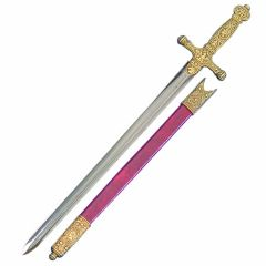 Denix Napoleon Mini Sword Letter Opener with or with OUT Scabbard