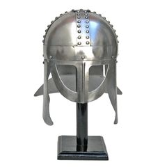Medieval Replica Viking 18G Steel Wearable Helmet