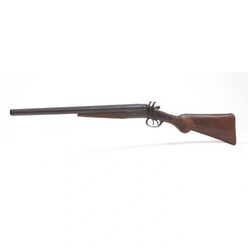 Old West Denix Replica World Famous Coach Double Barrel Shotgun