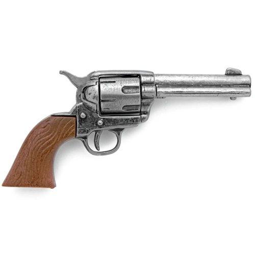 Miniature M1873 Single Action Six Shooter Revolver