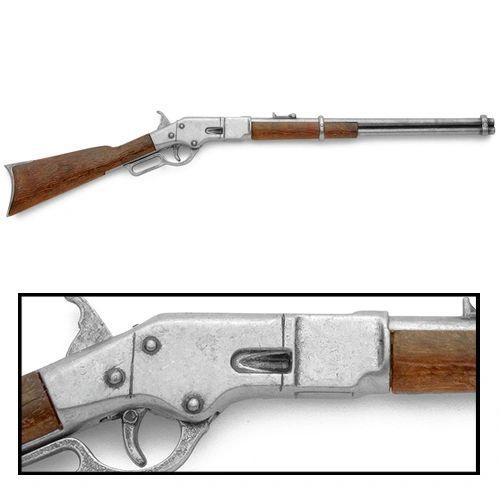 """Miniature 14"""" Long M1866 Lever Action Rifle"""