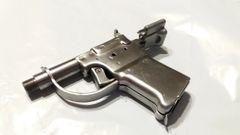 WWII FP-45 Liberator Pistol with Threaded Barrel (Standard Model 3)