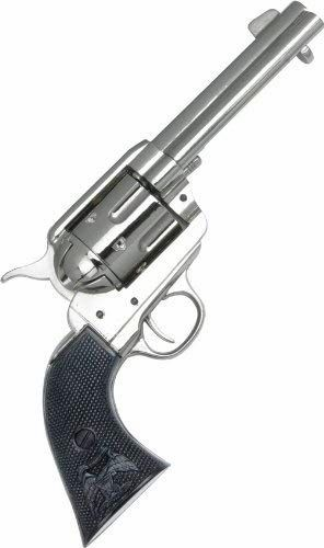 CA Classics 1873 Fast Draw Revolver Detailed Replica - Caps Firing