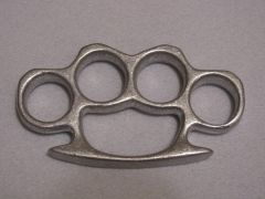 Real Deal Aluminum Knuckles