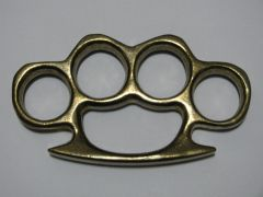 Instagram Special - Real Deal Brass Knuckles