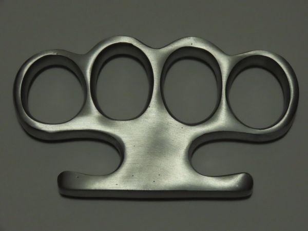 Old School Series Aluminum Knuckles - Style 7