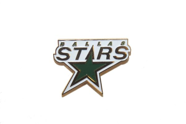 DALLAS STARS NHL LOGO METAL LAPEL PIN BADGE .. NEW