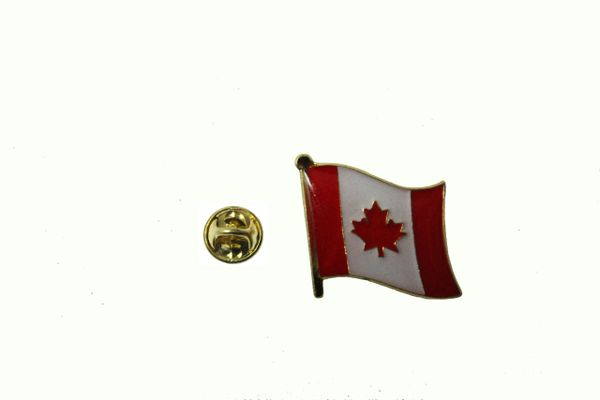CANADA National Country Flag LAPEL PIN BADGE