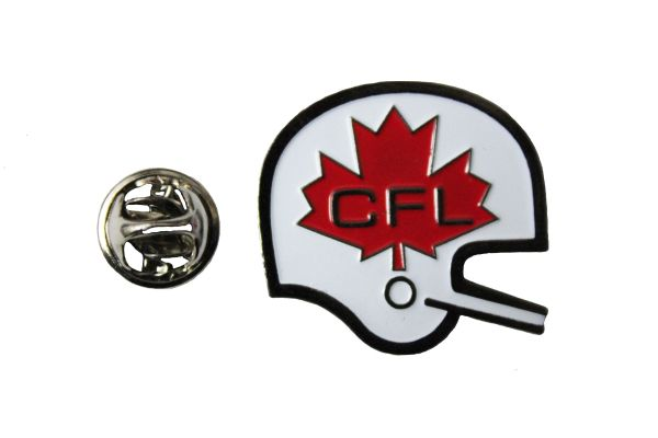 CANADIAN FOOTBALL LEAGUE Old Logo METAL LAPEL PIN BADGE