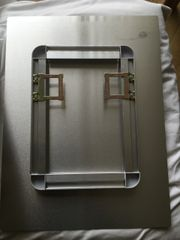 Waterproof Aluminium Photo Prints bracket