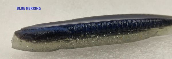 "Swayback Swimmer 4.25"" - Blue Herring #21"