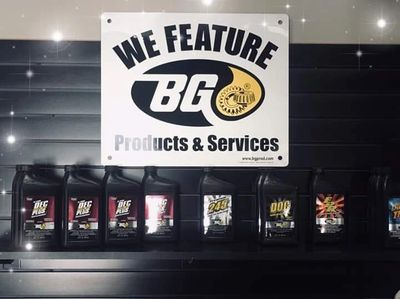 BG Products and Services Offered