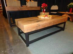 Douglas Fir Beam coffee table Sold