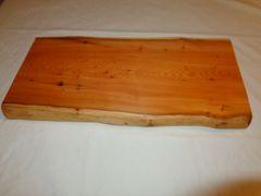 Pacific Yew Wood Cutting board