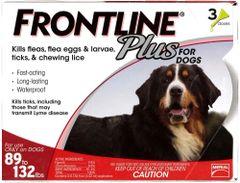 Frontline Plus Dog Extra Large