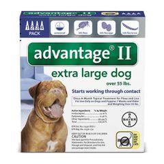Advantage Dog Over 55#