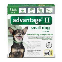 Advantage Dog 2# - 10#
