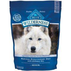 Blue Buffalo Wilderness Senior 24#