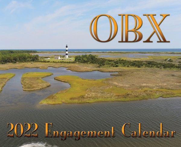 OBX 2022 8x10 Calendar