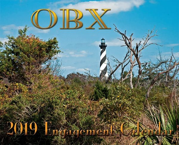 "OBX 2019 8""X10"" (A picture of front cover)"