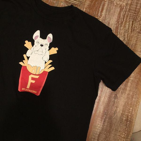 Frenchie Fries -unisex-