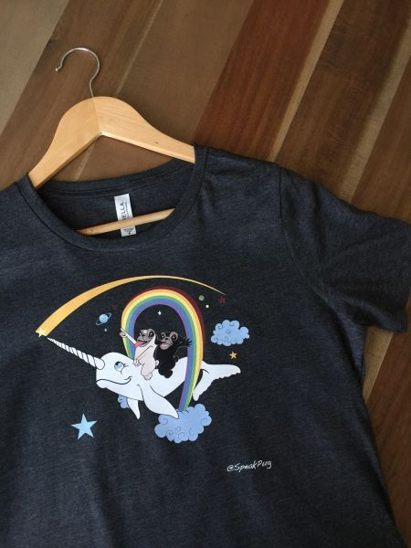 Narwhal Rainbow - MENS-