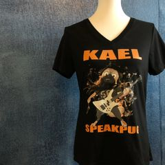 CHRIS KAEL Limited Edition (WOMENS VNECK)