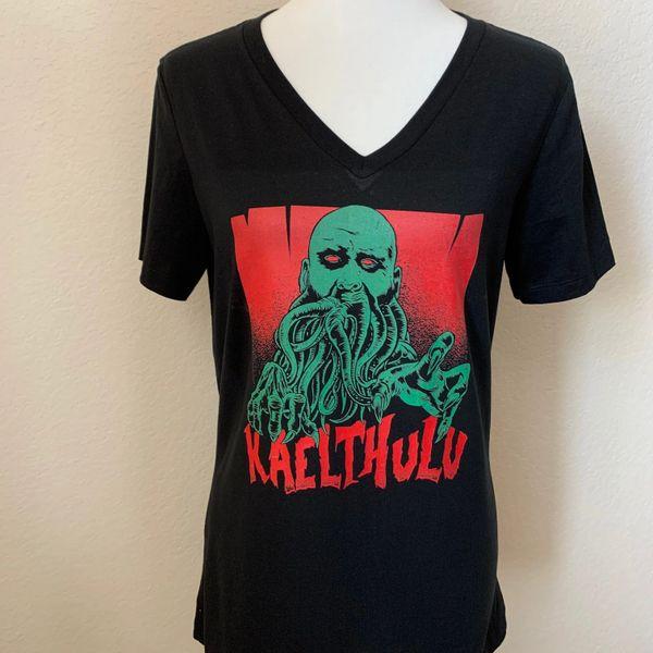 KAELTHULU [WOMEN'S VNECK]