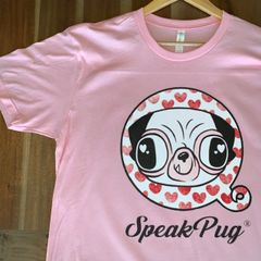 SpeakPug Hearts [WOMENS RELAXED]