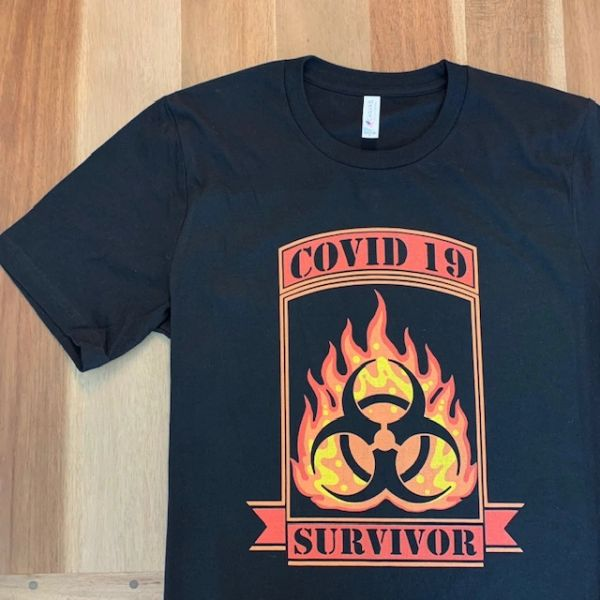 COVID SURVIVOR 1 [WOMEN'S RELAXED]