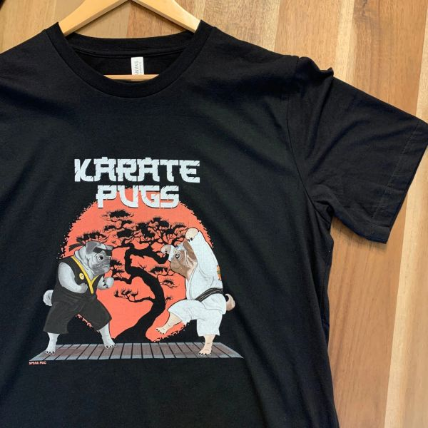 KARATE PUGS [WOMENS RELAXED]