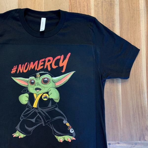NO MERCY [WOMENS RELAXED]